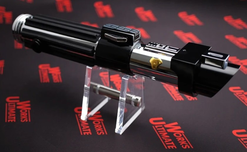Ultimate Works DV3 lightsaber