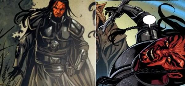 Bokar lightsaber (One Sith)