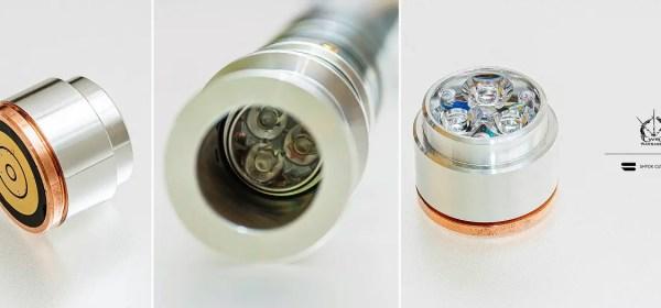 ShtokCustomWorx x WarsSabers Neo TriCree LED module