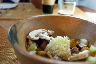 Cuscus coliflor