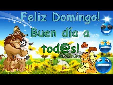Buen día y feliz domingo Compartido Contigo!