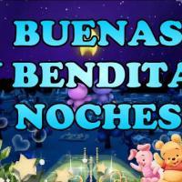 BUENAS Y BENDITAS NOCHES CON CARIÑO