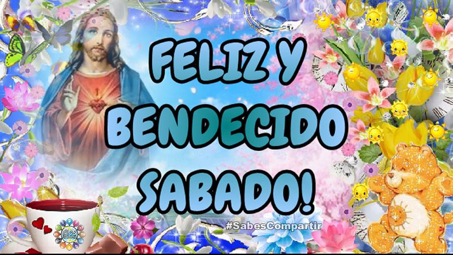 Video Mensajes Buenos Días Feliz Bendecido Sábado!