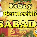 BUENOS DIAS FELIZ Y BENDECIDO SABADO Y #FELIZNAVIDAD