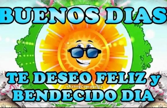 Feliz Sábado, que Dios te Bendiga