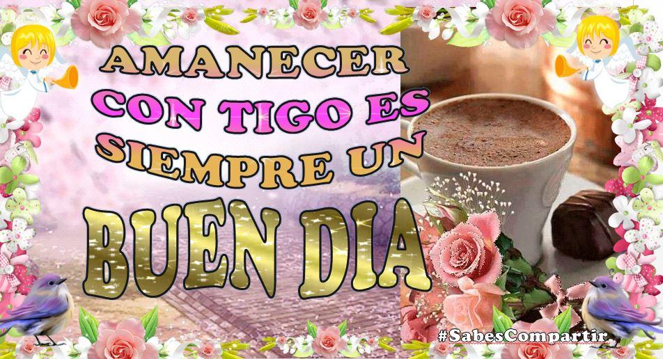 Buenos Días 🙋 Buen Miércoles, 😁 GENIAL MENSAJE PARA TI 😜☕