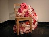 mariah johnson fabric sculpture
