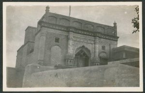 This is believed to be an image of the Pakistan Hoti Mardan Asthan - even though there are no longer Parkash of Guru Granth Sahib Ji Maharaj or anyone there - it is said that at night time local residents can hear the sound of Dharna Kirtan at Amritvela