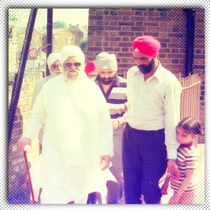 sant maharaj in uk
