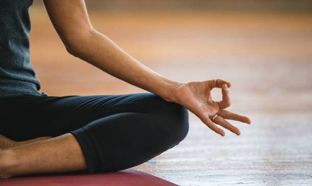 Yoga helps with Thyroid problems like Hypothyroidism