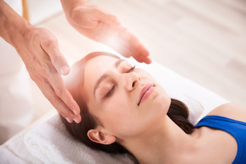 REIKI: AN ANCIENT TREATMENT SO SIMPLE IT'S TOUCH TO GRASP