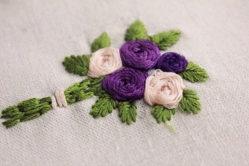 Lavender Rose Design