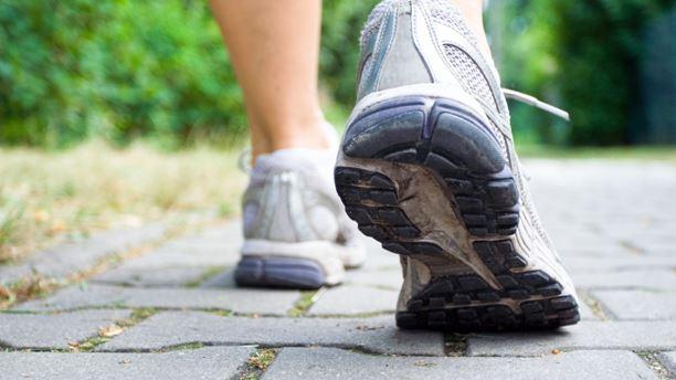 Los pasos que deberíamos caminar al día