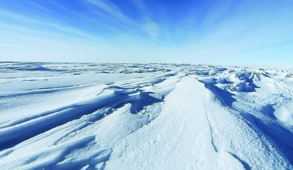 El lugar más frío del planeta que sorprende hasta los científicos