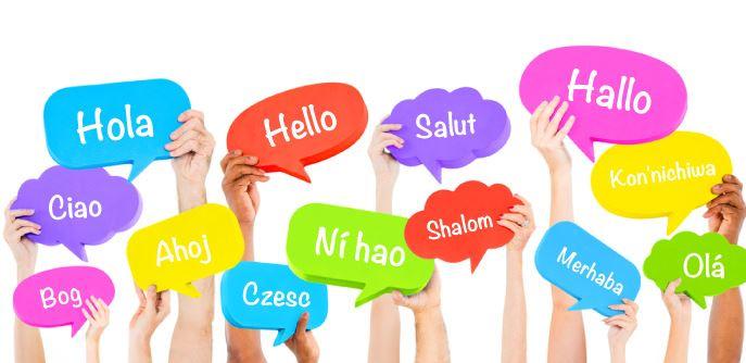 Los idiomas que se hablan en el mundo