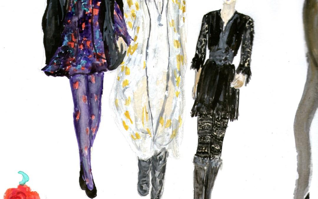New York Fashion Week Fall 2012: Anna Sui