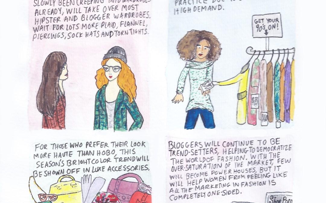 Fashion Predictions for 2013