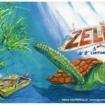 zelie et le 6ième continent
