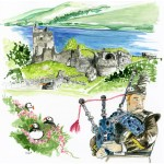 illustration-aquarelle-ecosse