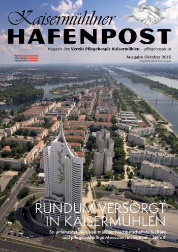 Hafenpost Oktober 2015 Cover