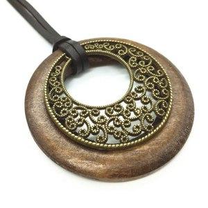 Colier Vintage Irish Shade Ring