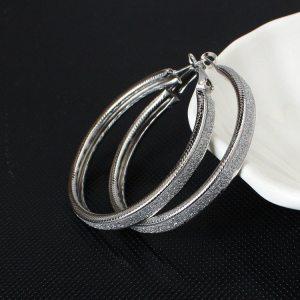 Cercei Vintage Silver