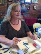 Cheryl Pearsall, jewelry making teacher