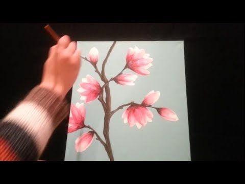Purple Magnolia March18