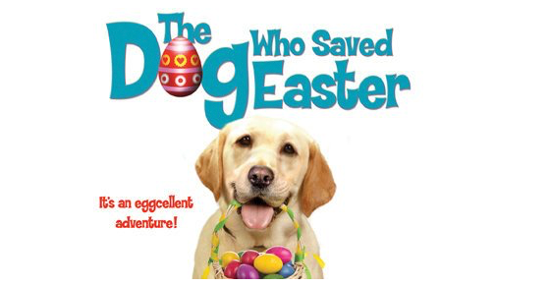 Dog who saved easter