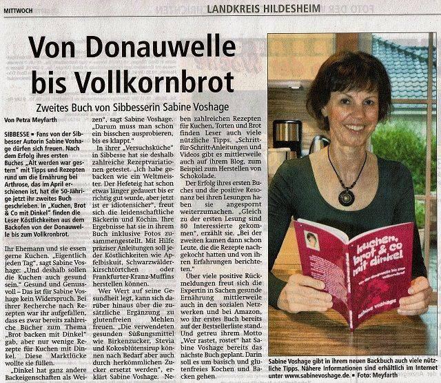 Presseberichte - Leine Deister Zeitung