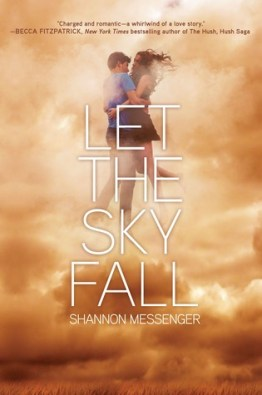 Shannon Messenger: Vihar szeli ketté (Let The Sky Fall)