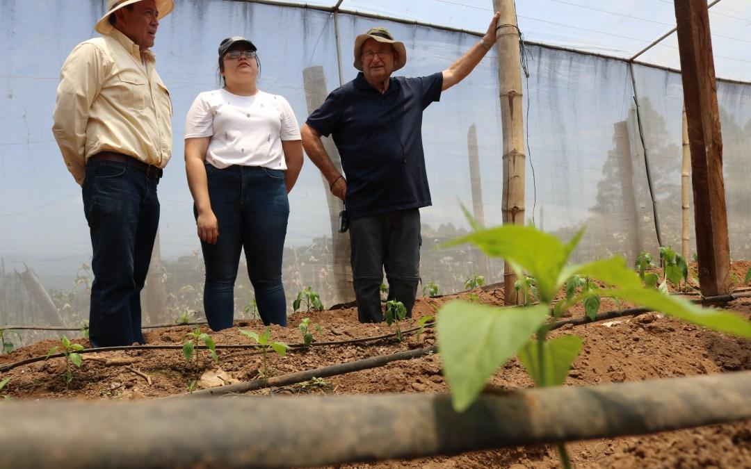 Programa Sabios & Expertos de AFP Confía y AGRINTER Ayudan a Agricultores Nacionales con Nuevas Técnicas de Producción