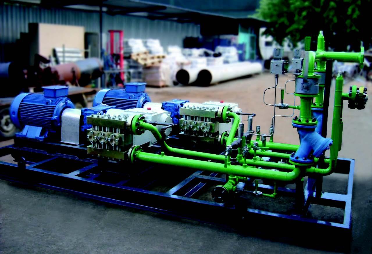 Reciprocating Pumps Sabi Pompe