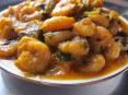 PRAWNS CURRY