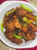 Chicken Chilly Fry