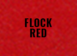 Warna Polyflex Flock Red