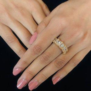 Zircon Finger Rings For Women SR02