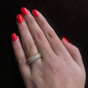 Zircon Finger Rings For Women SR12