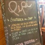 (Cerrado) Pepi, Cocina Territorial
