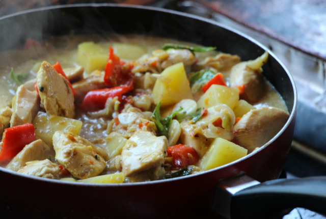 cocinar-curry