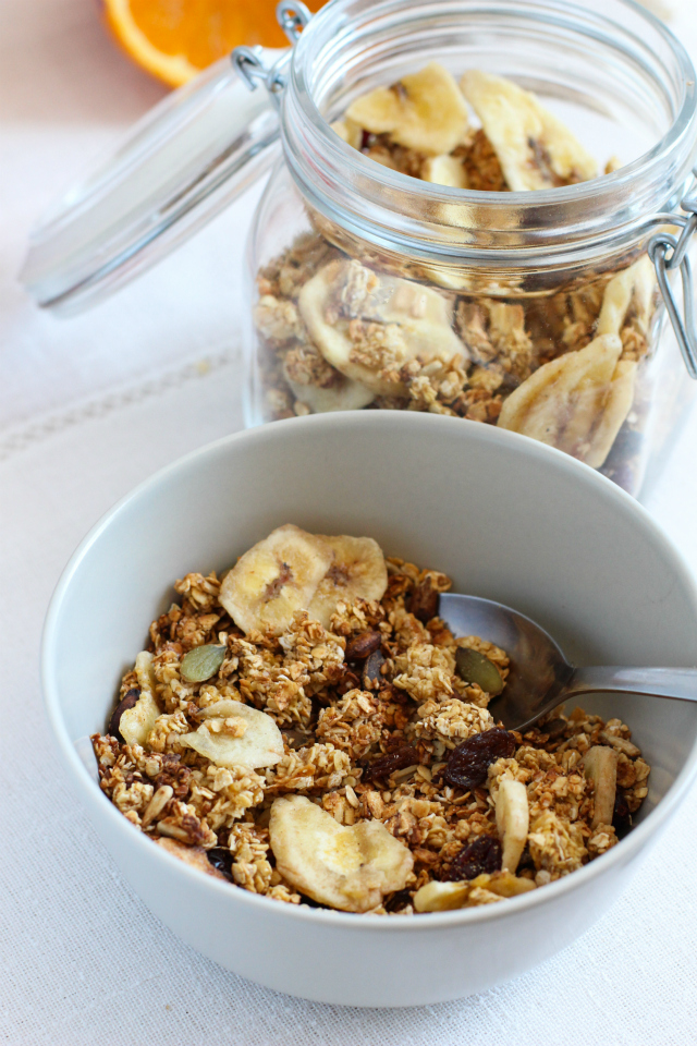 granola-casera
