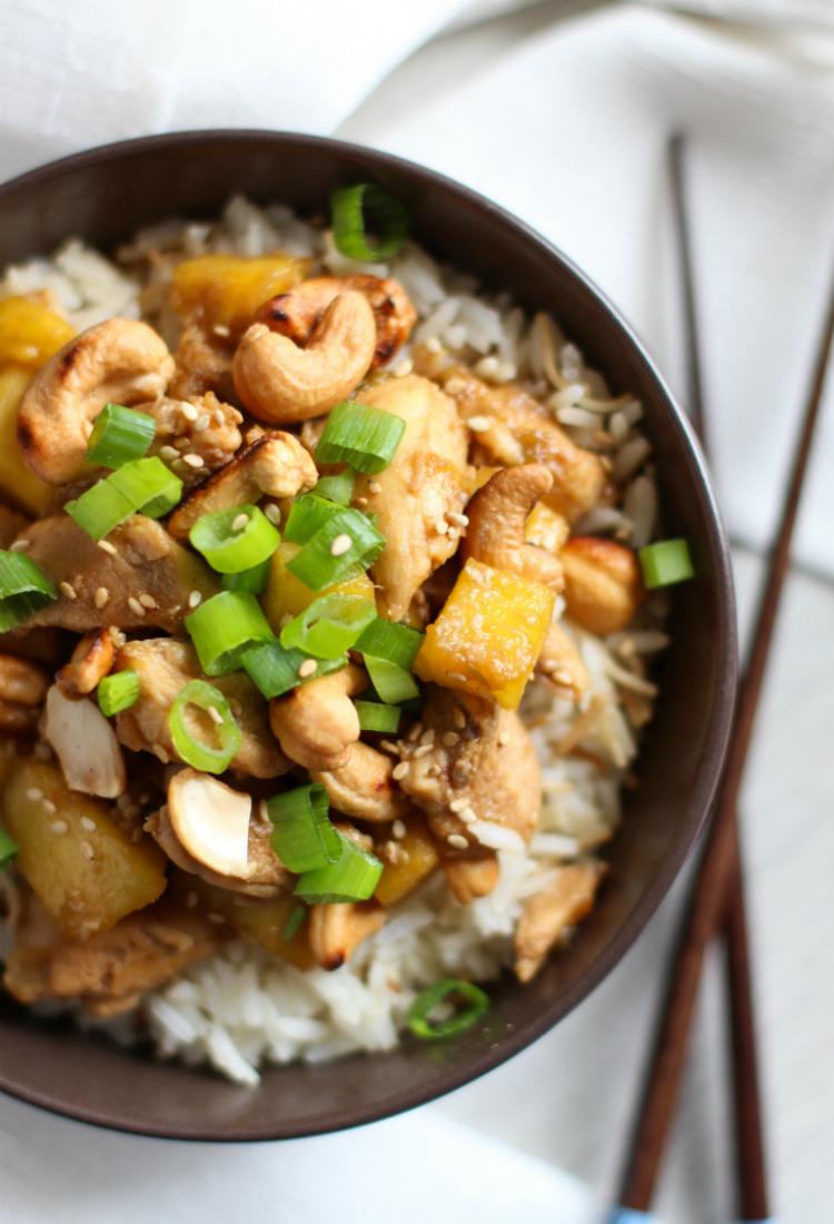 pollo-agridulce-arroz