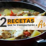 12 Recetas que te transportarán a Asia