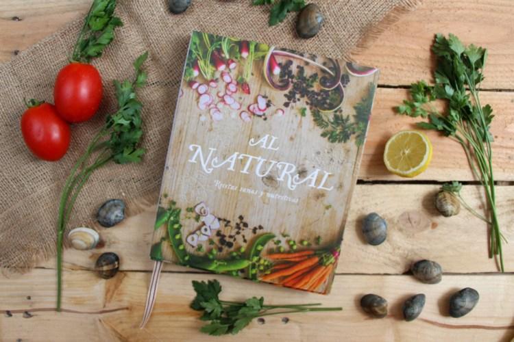 Libro: Al Natural + Receta de almejas con caldo de puerro y tocino