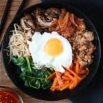 Bibimbap (Bowl coreano)