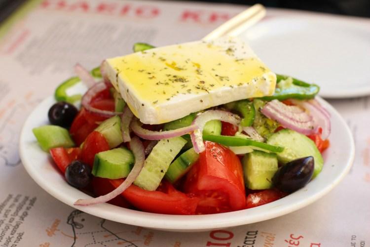Sabores de Atenas: qué y dónde comer en la capital de Grecia