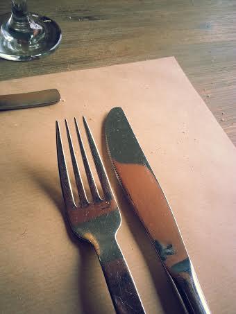 Bon appétit! Listos para comer y disfrutar