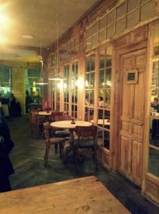 Restaurante 2 BG
