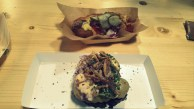 Copenhaguen Street Food - hot dog y smorrebrod