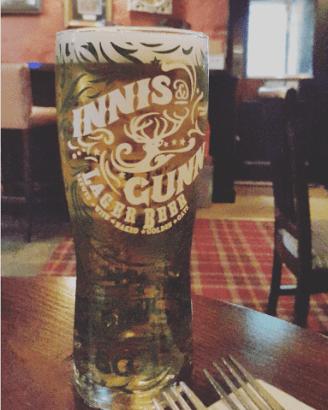 Cerveza Innis - Gunn